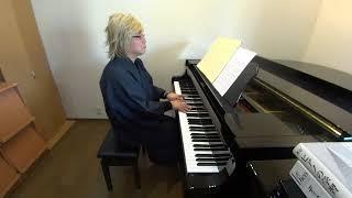 物語 作曲:イベール:独奏ピアノのための10の平易な小品集