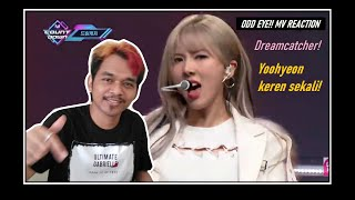 KPOP TV Show DREAMCATCHER - Odd Eye #엠카운트다운​ EP.697_ Yoohyeo…