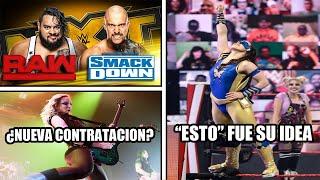 ¿Nikki Cross la nueva hurricane? - Los campeones de NXT debutan en el ROSTER PRINCIPAL