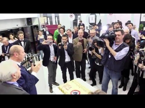 Sergio Zingarelli Consorzio Chianti Classico Vinitaly 2016 Beverfood.com