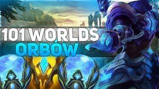 OPENING 101 WORLDS ORBÓW!