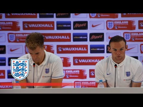 Rooney: 'I'm really proud to play for my country' | Press Pass