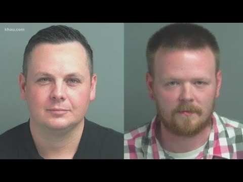 Former Willis Police Officers Sentenced After Lying About Use Of Force In Man's Arrest