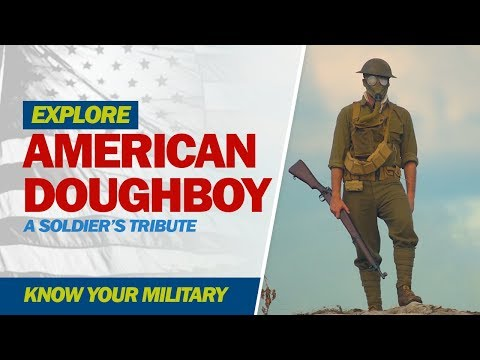 #KnowYourMil: American Doughboy