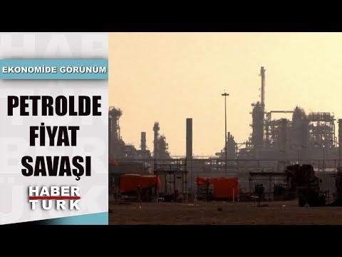 Petrolde Fiyat Savaşından Türkiye Nasıl Etkilenir? | Ekonomide Görünüm - 9 Mart 2020