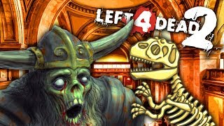 Night at the Museum (L4D2 Zombies, Devil