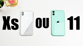 iPhone 11 vs iPhone Xs : Lequel choisir ? (Feat. Xs Max)