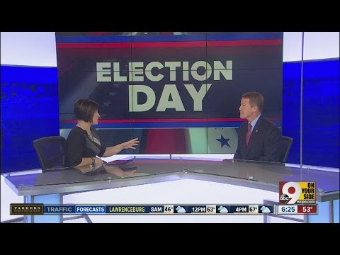 Election Day interview with Ohio Secretary of State Jon Husted