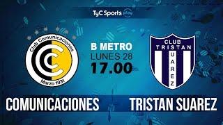 CSD Comunicaciones vs Tristan Suarez full match