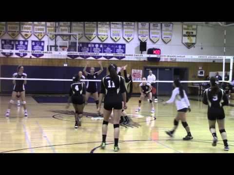VIDEO: Arroyo Grande wins playoff opener