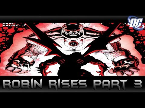 ฺBatman vs Darkseid!  Robin Rises Part 3 - Comic World Daily