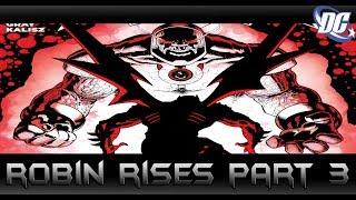 ฺBatman vs Darkseid!  Robin Rises Part 3 - Comic World Daily