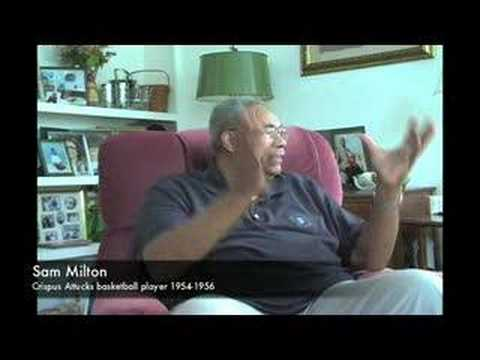 Against All Odds: 1955 Crispus Attucks Basketball (part 1)