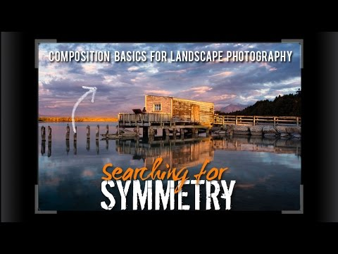 Landscape Photography Tips | Searching for Symmetry | Tutorial with FREE PDF guide