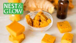 How to Make CBD Turmeric Ginger Sweets