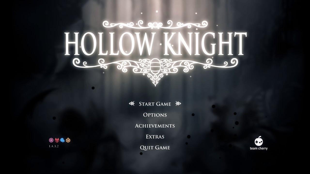 Hollow Knight Ambience Main Menu Voidheart Youtube