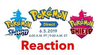 Pokemon Direct 6.5.2019: Live Reaction