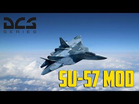 DCS - Su-57 Mod (PAK-FA)