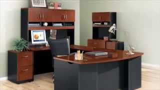 Contemporary Office Furniture | Sauder Via | National Business Furniture