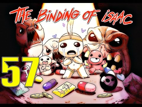 The Binding of Isaac : Wrath of the Lamb #57 [ Pinking Shears ]