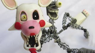 - MANGLE TUTORIAL PORCELANA FRIA POLYMER CLAY PLASTILINA