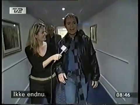 Cliff Richard interview