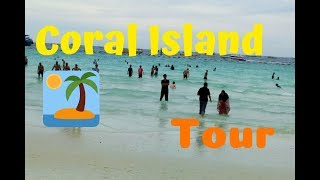 Coral Island Complete Tour Vlog | Koh Larn Island Thailand