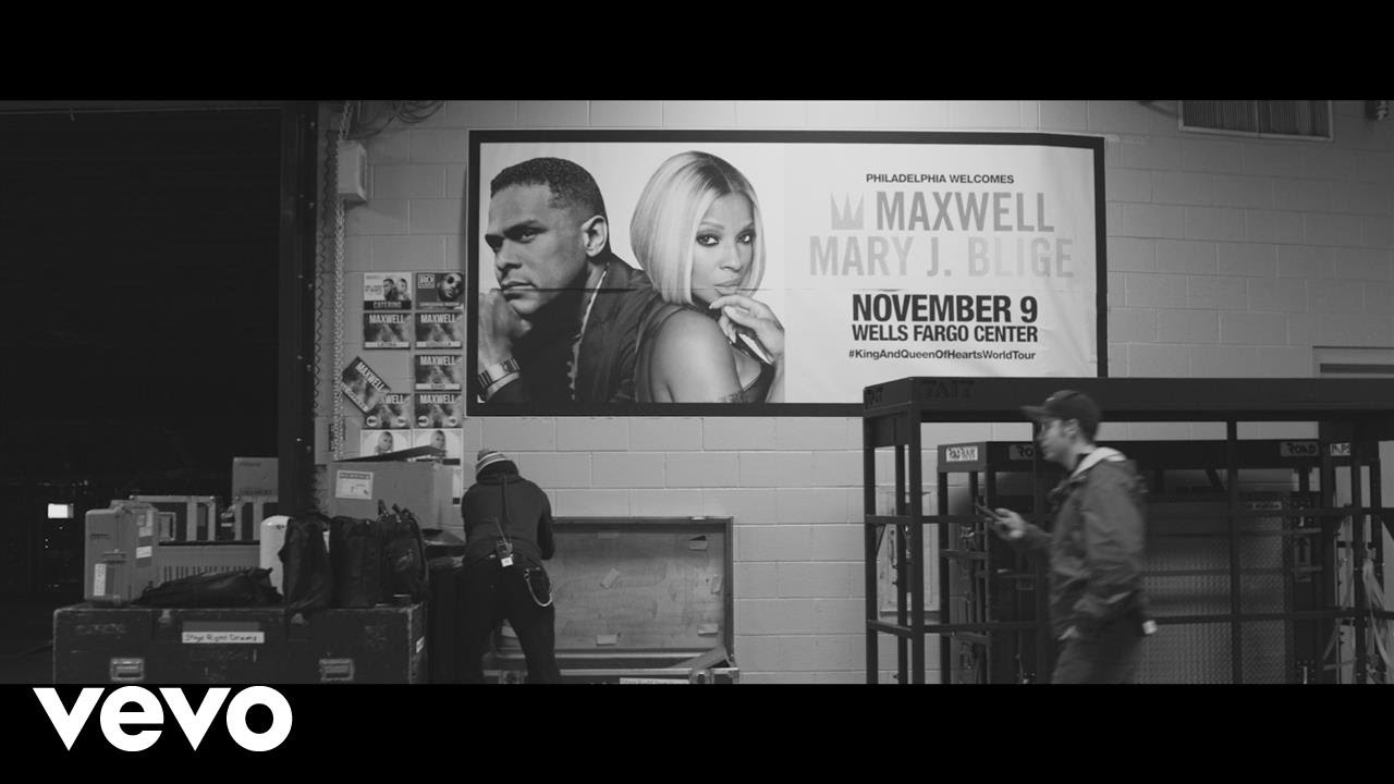 Maxwell Summers Tour  May