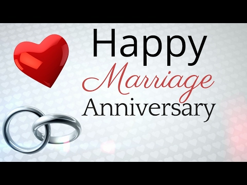 Marriage Anniversary Wishes Happy Wedding Anniversary Message Youtube