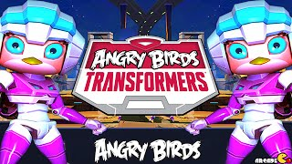 Angry Birds Transformers – Stella The ARCEE Level Up! iOS/Android