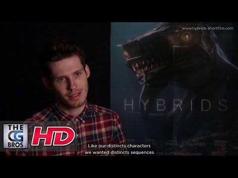 CGI & VFX Making of: Hybrids - by Team Hybrids
