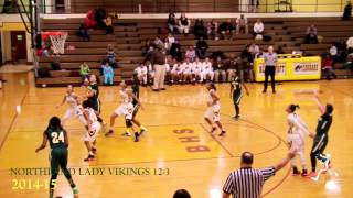 NORTHLAND LADY VIKINGS HIGHLIGHT 14-15