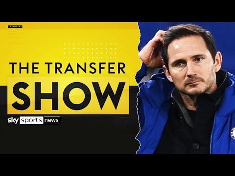 Who are the frontrunners to potentially replace Frank Lampard IF he leaves Chelsea? | Transfer Show thumbnail