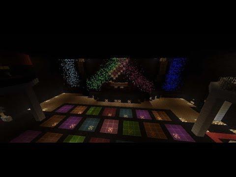 The Most Amazing Nightclub in Minecraft  YouTube