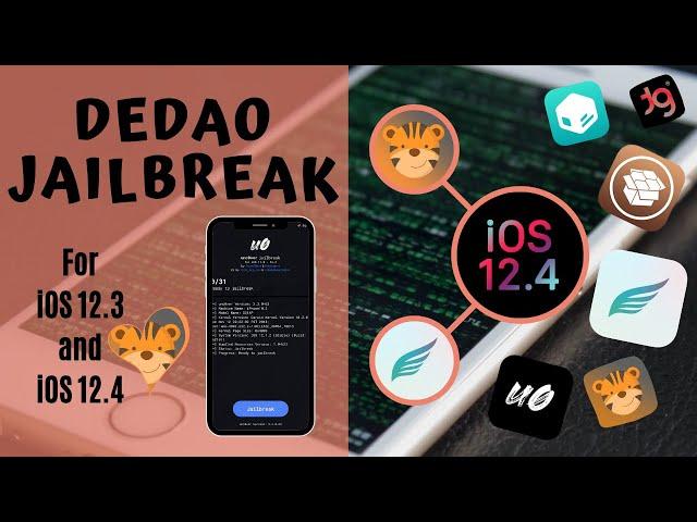 iOS 12 3 / iOS 12 3 1 / iOS 12 3 2 Jailbreak [Updated with