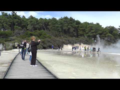 Springtime Travel New Zealand Tour 2014 - Taupo & Rotorua
