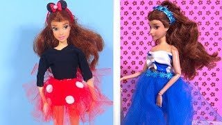 5 BRILLIANT DIYs YOU CAN MAKE YOUR BARBIE A PRINCESS