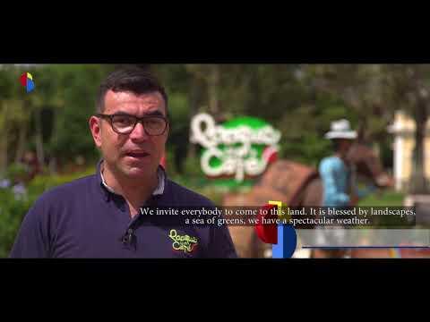 "Fun with a taste of coffee: Visit the ""Parque del café"", Colombia!"
