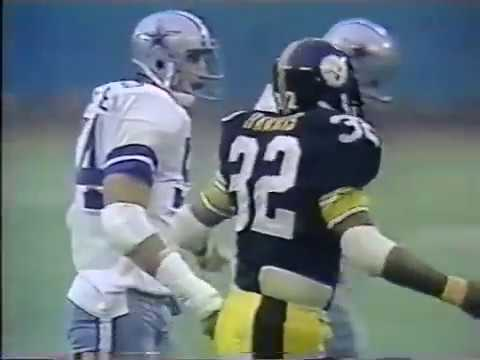 1977 Steelers 28 vs Cowboys 13