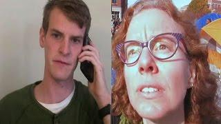 'Assaulted' journalist Mark Schierbecker speaks out against prof Melissa Click