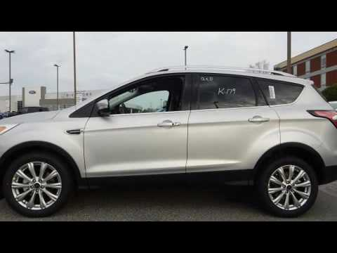 2017 ford escape titanium in columbus ga 31904 youtube. Cars Review. Best American Auto & Cars Review