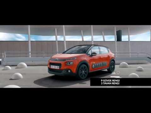 Yeni Citroën C3 - Kişiselleştirme