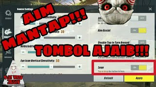 CARA SETTING CONTROL TERBAIK RULES OF SURVIVAL!!! | TIPS & TRICKS