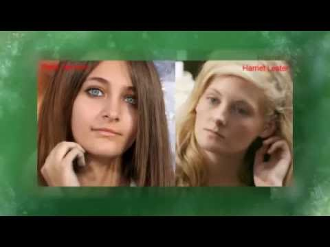 Paris Jackson and Harriet Lester are sisters