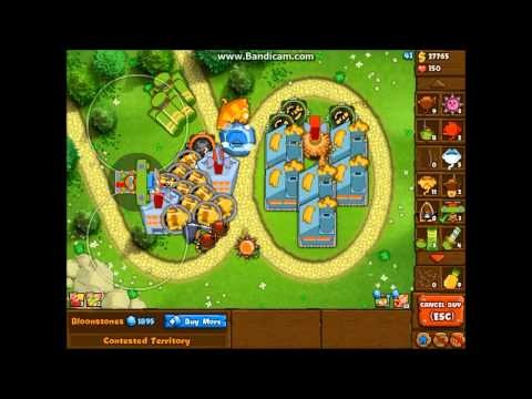 Bloons TD Battle hack