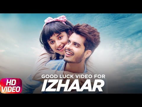 Izhaar | Good Luck Video | Gurnazar | Kanika Mann |  DJ GK | Gabruu