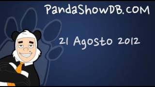 Panda Show - 21 Agosto 2012 Podcast