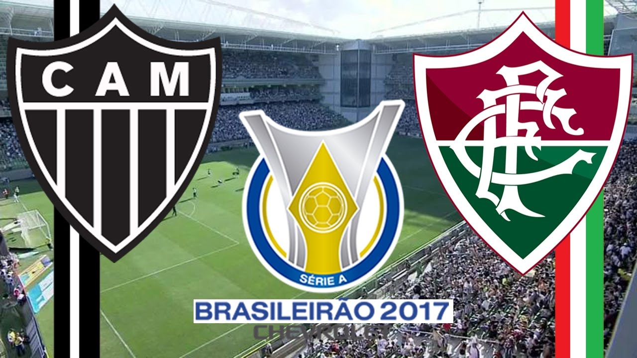 Atletico Mineiro X Fluminense 21 05 2017 Campeonato Brasileiro 2017 2ª Rodada Pes 2017 Youtube