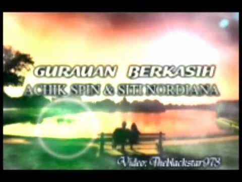 Gurauan Berkasih-Achik & Nana (lirik)