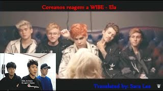 Baixar Coreanos reagem a WIBE - Ela / Brazilian Music Video Reaction WIBE - ELA